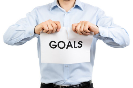 "Say ""No"" to goal setting."